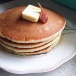 ホットケーキ作ってみた('-'*)