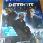 PS4 DETROIT それは命か、モノか